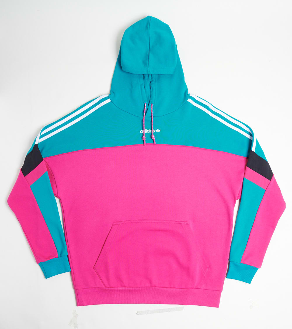 Adidas  Boyfriend Hoodie  Multi - GC8769-677 | Jimmy Jazz