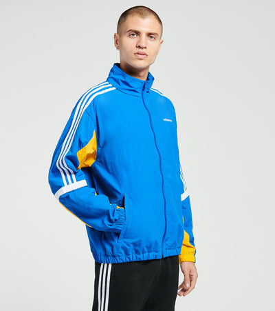 Adidas  Globe Track Jacket  Blue - GD2092 | Jimmy Jazz