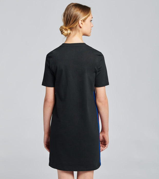 Adidas  3D Trefoil Tee Dress  Black - GD2233-001 | Jimmy Jazz