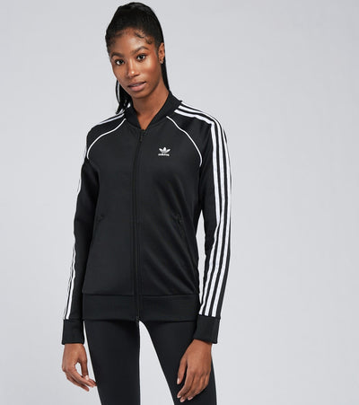 Adidas  Primeblue Track Top  Black - GD2374-001 | Jimmy Jazz