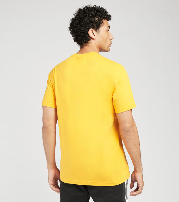 Adidas  Trefoil Short Sleeve Tee  Gold - GD9913-714 | Jimmy Jazz