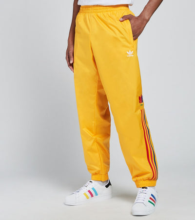 Adidas  3D Trefoil 3 Stripe Track Pants  Gold - GE0845-714 | Jimmy Jazz