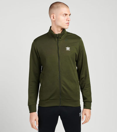 Adidas  Essential Track Top  Green - GE5141-307 | Jimmy Jazz