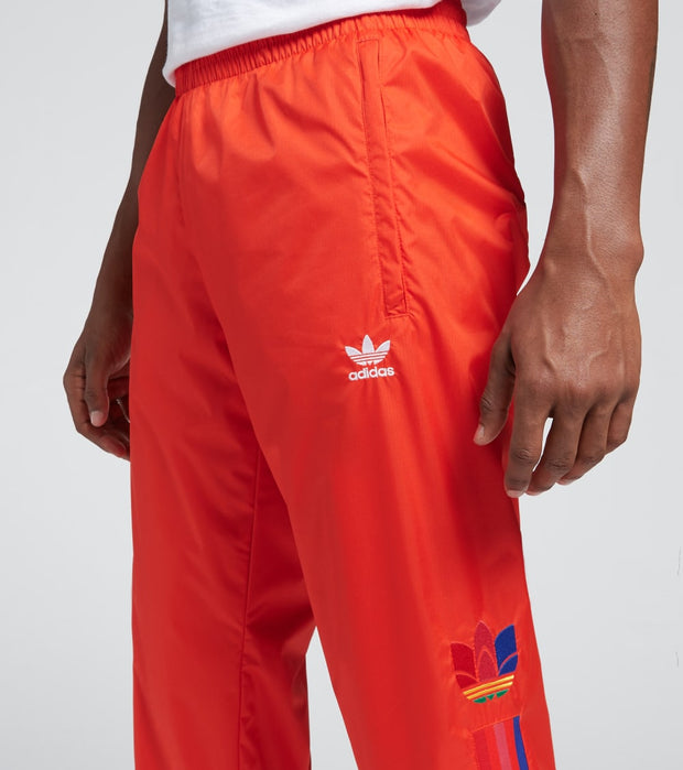 Adidas  3D Trefoil 3 Stripe Track Pants  Red - GE6249-600 | Jimmy Jazz