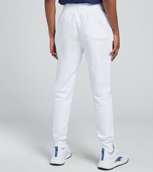 Champion  Reverse Weave 3D Joggers  White - GF01586048-WHC | Jimmy Jazz