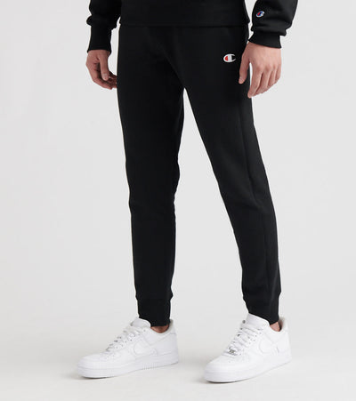 Champion  Reverse Weave Trim Joggers  Black - GF01Y06146-BKC | Jimmy Jazz