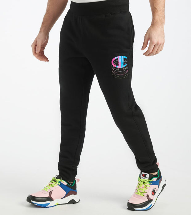 Champion  Reverse Weave Jogger  Black - GF01Y08215-BKC | Jimmy Jazz