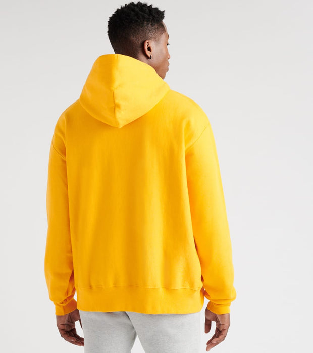 Champion  Reverse Weave Pullover Hoodie  Yellow - GF68Y06145-BYC | Jimmy Jazz
