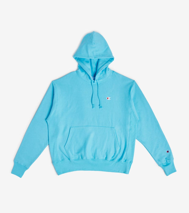 Champion  Reverse Weave Pullover Hoodie  Blue - GF68Y06145-QQC | Jimmy Jazz