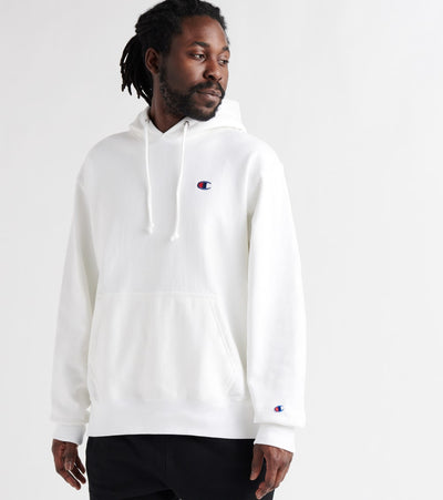 Champion  Reverse Weave Pullover Hoodie  White - GF68Y06145-WHC | Jimmy Jazz
