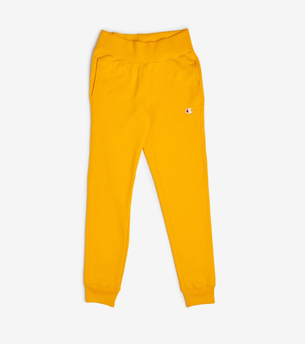 Champion  Reverse Weave Joggers  Gold - GF777Y06146-MLV | Jimmy Jazz