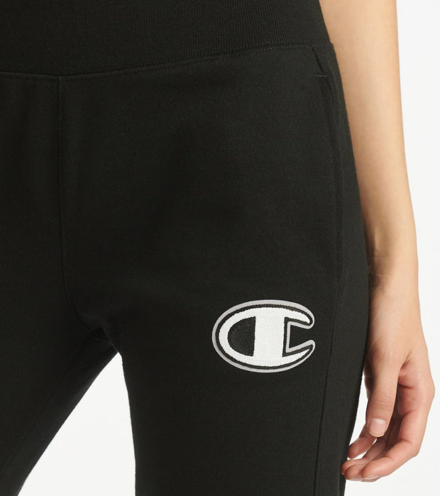 Champion  Reverse Weave Big C Joggers  Black - GF777Y08081-003 | Jimmy Jazz