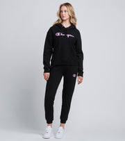 Champion  Reverse Weave Pullover Hoodie  Black - GF857586397-003 | Jimmy Jazz