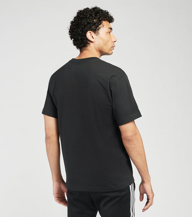 Adidas  New Stacked NYC Short Sleeve Tee  Black - GH6806-001 | Jimmy Jazz
