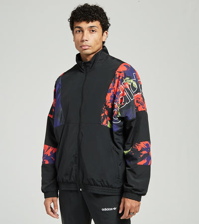 Adidas  Festivo Track Jacket  Black - GJ7772 | Jimmy Jazz