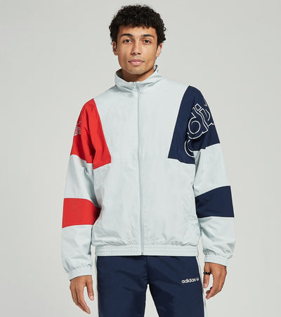 Adidas  Festivo Track Jacket  Grey - GJ7773 | Jimmy Jazz