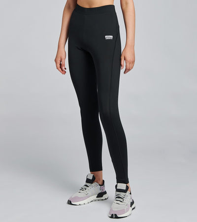 Adidas  High Waisted Leggings  Black - GK0694-001 | Jimmy Jazz