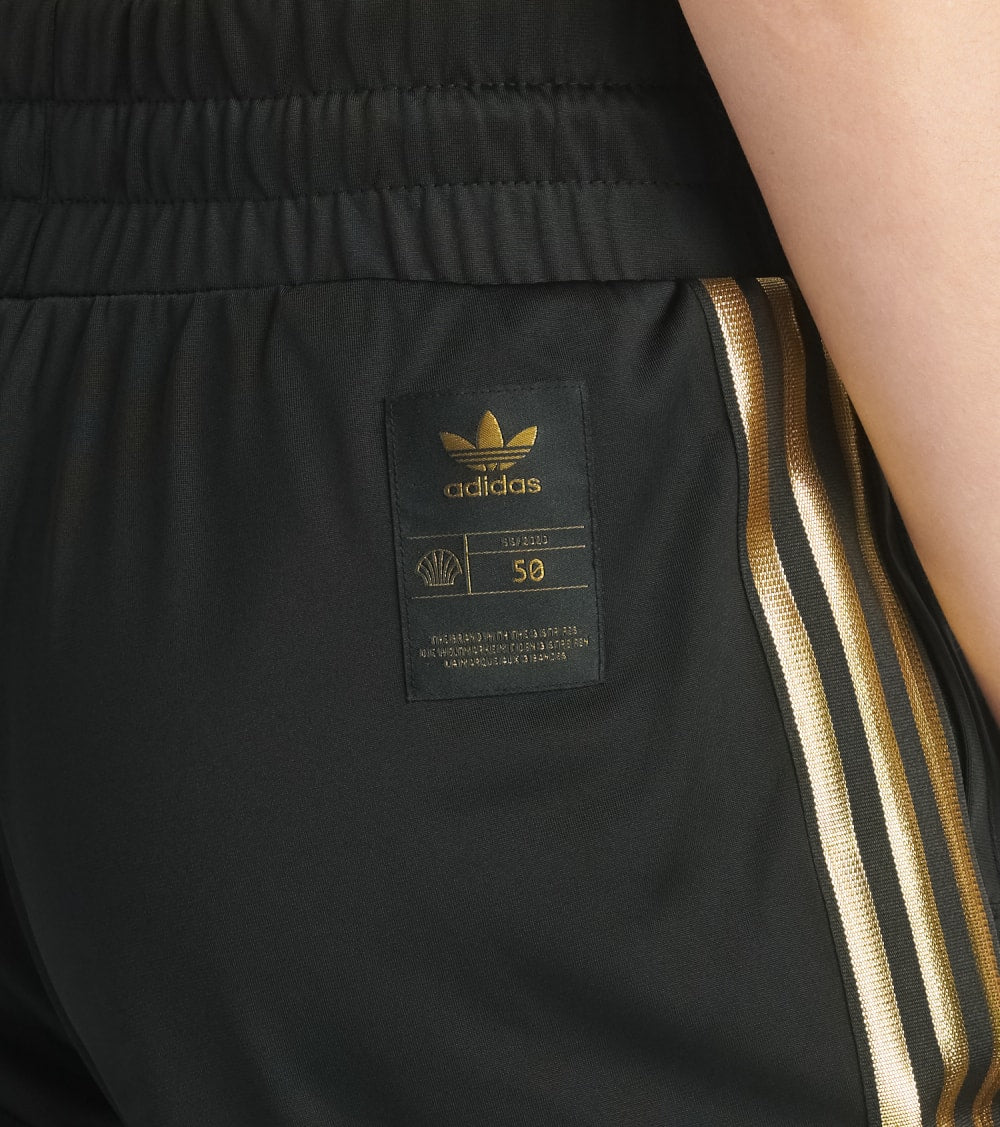 Adidas  Superstar Red Carpet Shine Track Pant  Black - GK1717-001 | Jimmy Jazz