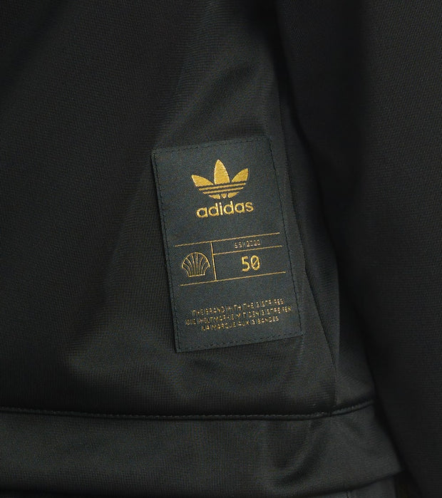 Adidas  Superstar Red Carpet Shine Track Jacket  Black - GK1719-001 | Jimmy Jazz