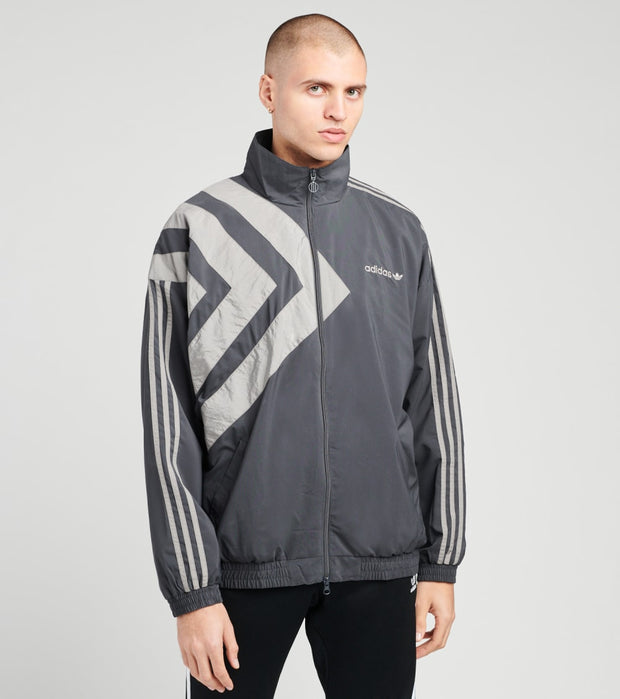 Adidas  Pastel Track Jacket  Grey - GL6156 | Jimmy Jazz