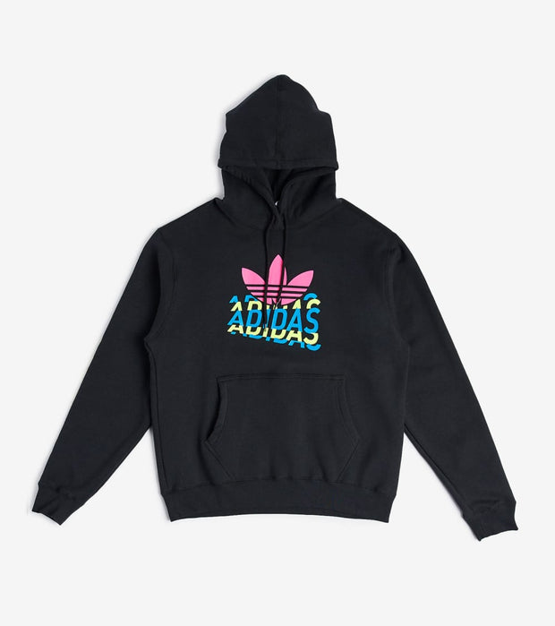 Adidas  Multi Fade Hood  Blue - GL6850-001 | Jimmy Jazz