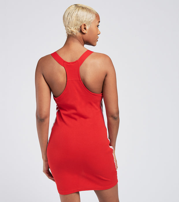 Adidas  Racer Back Dress  Red - GN2879-610 | Jimmy Jazz