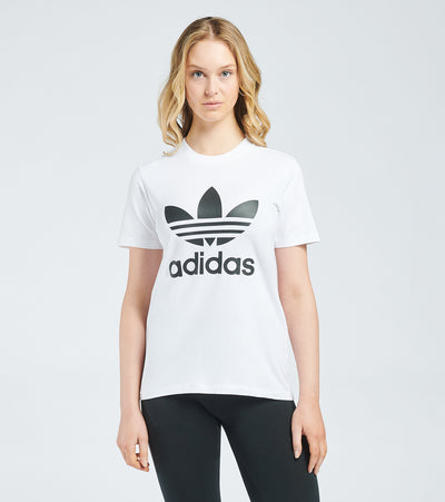 Adidas  Trefoil Tee  White - GN2899-100 | Jimmy Jazz
