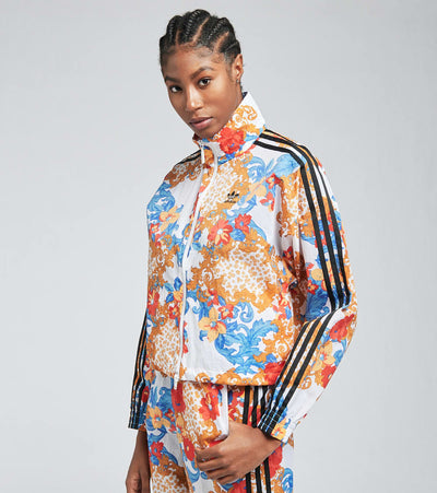Adidas  HER Studio Track Top  White - GN3357-997 | Jimmy Jazz