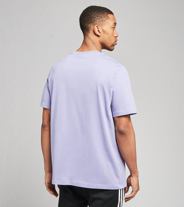 Adidas  Trefoil Ombre Tee  Purple - GN3650-530 | Jimmy Jazz