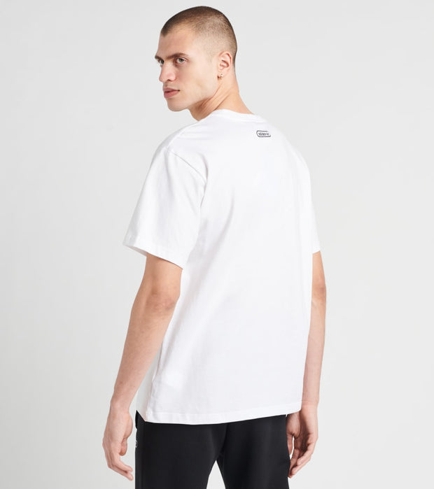 Adidas  Forum Short Sleeve Tee  White - GN3868-100 | Jimmy Jazz