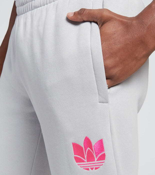 Adidas  3D Trefoil Sweatpants  Grey - GN4305-033 | Jimmy Jazz