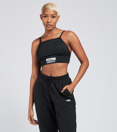 Adidas  RYV Bra Top  Black - GN4340-001 | Jimmy Jazz