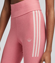 Adidas  Striped Panel Tights  Pink - GN4399-668 | Aractidf