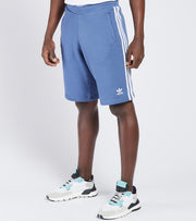 Adidas  3 Stripes Shorts  Blue - GN4474-400 | Jimmy Jazz