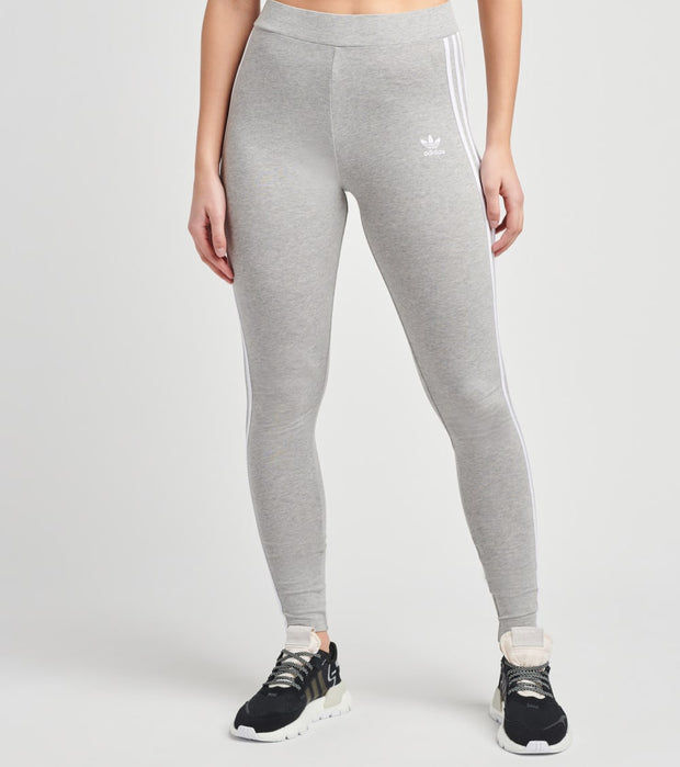 Adidas  3 Stripes Tights  Grey - GN4506-035 | Jimmy Jazz