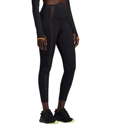 Adidas  IVY PARK Mesh Panel Tights  Black - GN4734-001 | Jimmy Jazz