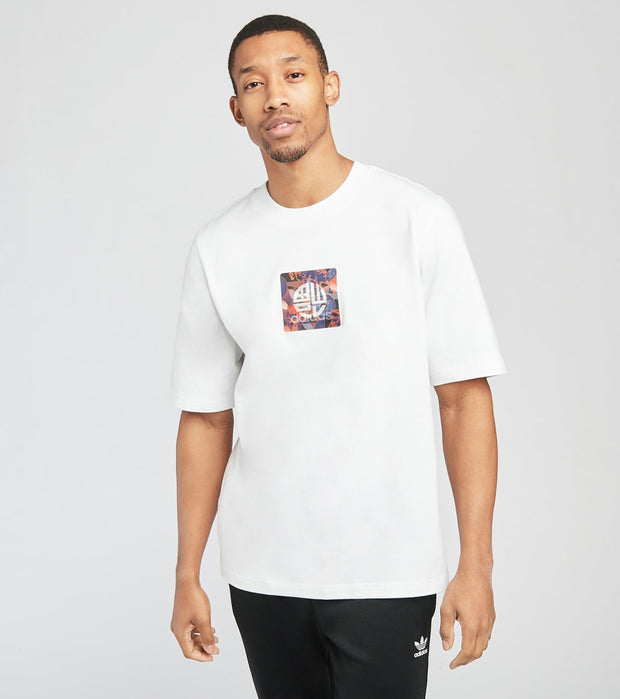 Adidas  CNY Graphic Short Sleeve Tee  White - GN5449-100 | Jimmy Jazz