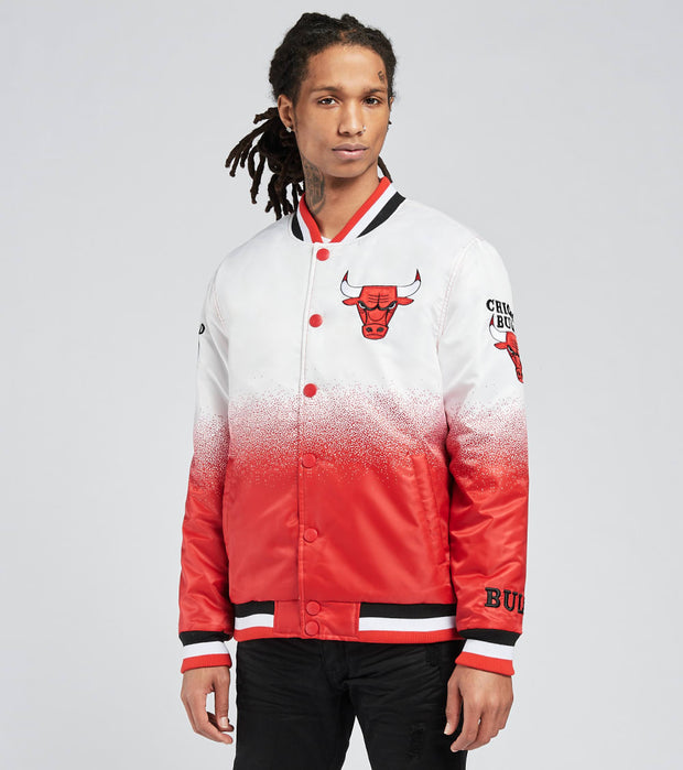 Unk  Scenario Bulls Jacket  Red - GOM9926FCB-RED | Jimmy Jazz
