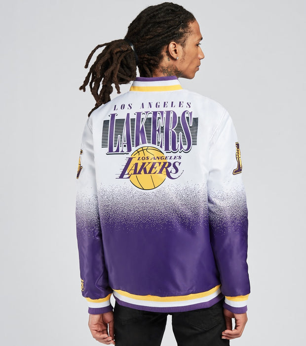 Unk  Scenario Lakers Jacket  Purple - GOM9926FLL-PRP | Jimmy Jazz
