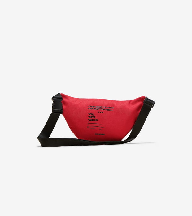 Graphyx Pak  G Cross Body Bag  Red - GP001001-RED | Jimmy Jazz
