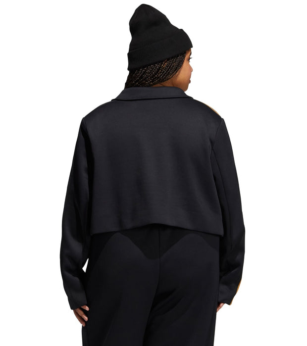 Adidas  Plus IVY PARK Crop Suit Jacket  Black - GS0370-001 | Jimmy Jazz