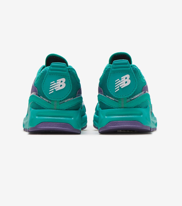 New Balance  X Racer  Green - GSXRCHLD | Jimmy Jazz