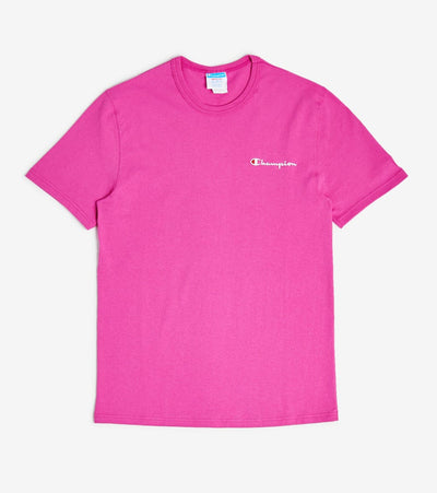Champion  Heritage Short Sleeve Tee  Pink - GT19Y06819-1P1 | Jimmy Jazz