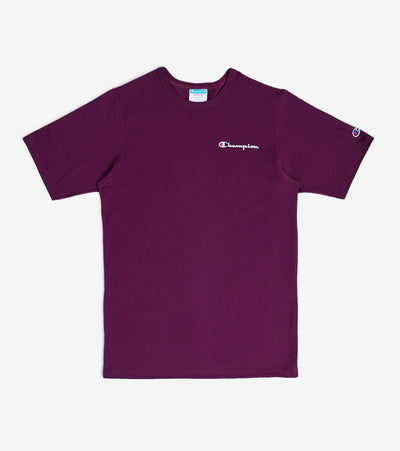 Champion  Heritage Short Sleeve Tee  Purple - GT19Y06819-T1F | Jimmy Jazz
