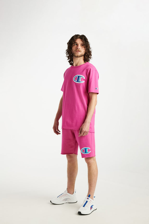 Champion  Heritage Floss Tee  Pink - GT19Y07981-1P1 | Jimmy Jazz