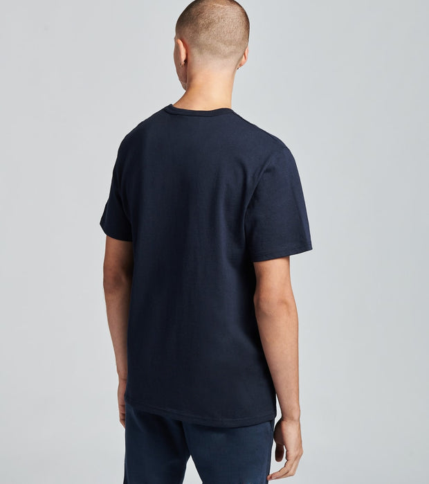 Champion  Heritage Graphic Tee  Navy - GT19Y08216-NYC | Jimmy Jazz