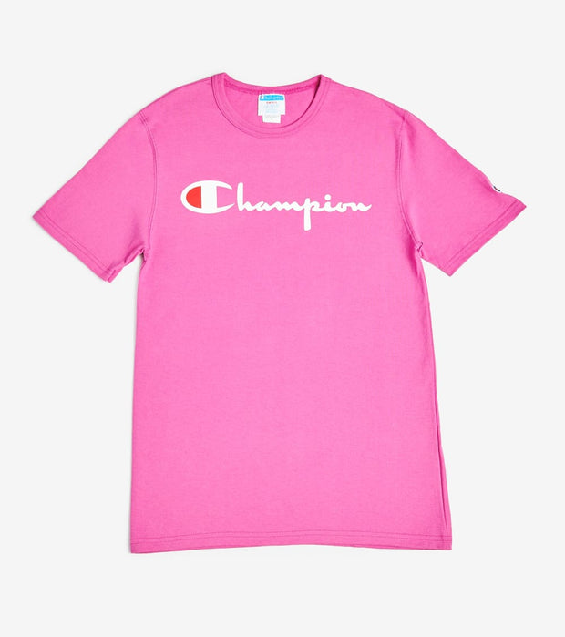 Champion  Heritage Short Sleeve Tee  Pink - GT19Y08254-1P1 | Jimmy Jazz