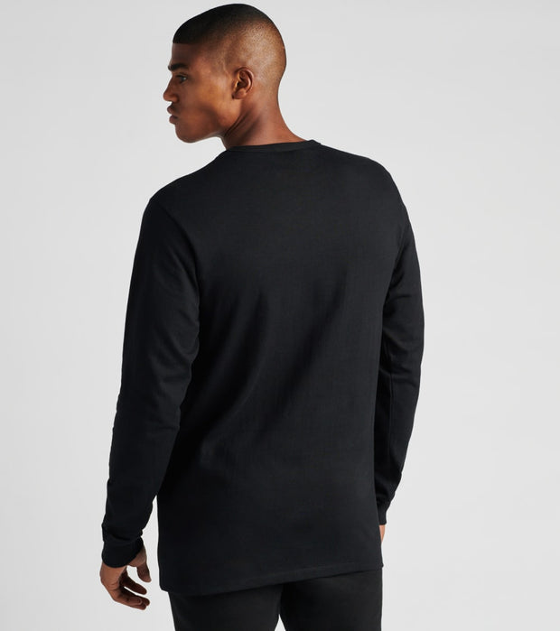 Champion  Heritage Long Sleeve Tee  Black - GT47Y07981-BKC | Jimmy Jazz