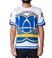 Unk  GS Warriors Icon Shooter Jersey  White - GTM4507SGW-WHT | Jimmy Jazz