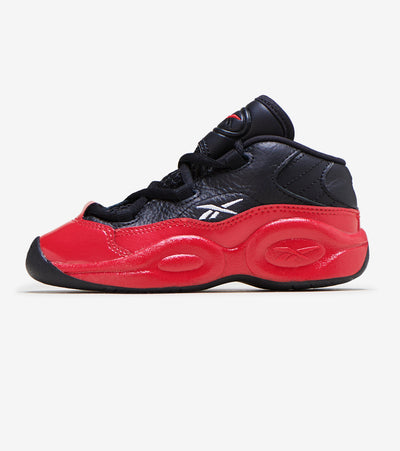 Reebok  Question Mid Street Sleigh  Black - GV7184 | Jimmy Jazz